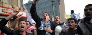 Egypt's Mohamed Mahmoud clashes