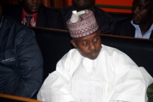 Farouk Lawan (Photo Credit: Channels Television)