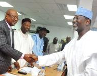 Jega INEC Boss