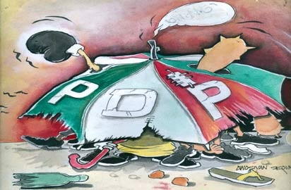 The Defection Of 37 Lawmakers Is 'Treacherous & Betrayal To Voters' – PDP