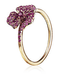pink ring