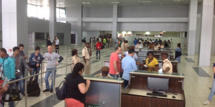 Expanded Terminal Opens At Murtala Muhammed International Airport [PHOTOS]