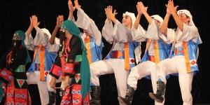 Alexandria Folk Dance Troupe of Egypt debuts at Calabar Festival