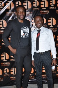 Ebuka Obi-Uchendu and Julius Agwu, Credit: Redmedia