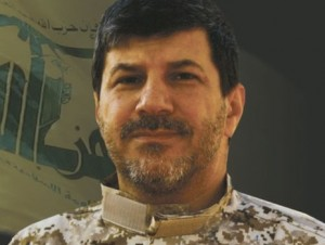 Hassan Lakkis (pictured) was reputedly close to Hezbollah leader Hassan Nasrallah. Cred; BBC