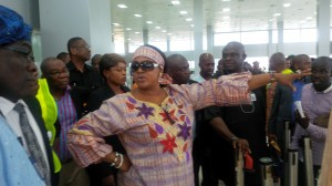 Inspection Tour Of The MMIA by Stella Oduah