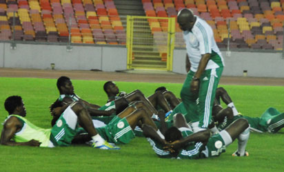 Keshi-Eagles