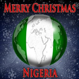 Merry Christmas Nigeria by Amazon