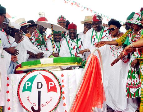 Christmas: PDP Preach Peace, Unity & Harmonious Co-existence Across The Country