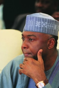 Saraki (Photo Credit: Dailypost)
