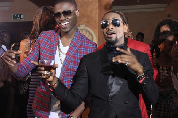 Vector-and-Dbanj