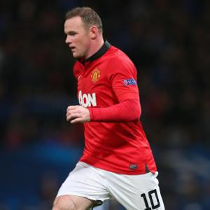 Wayne Rooney © Gallo Images