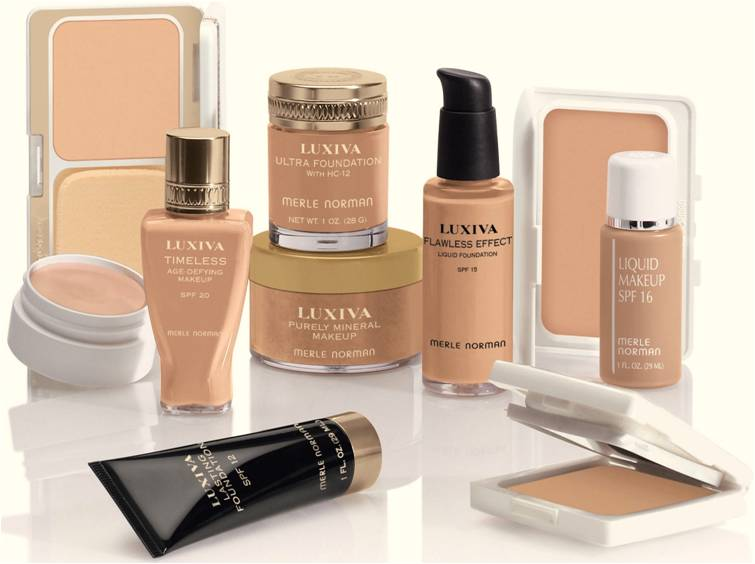 Makeup foundation for wedding