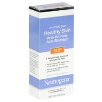 neutrogena anti wrinkle, anti blemish