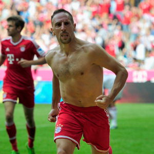 Franck ribery in line for ballon dor newswirengr getty images voltagebd Gallery