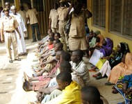 120 Suspected Drugs Traffickers And Addicts Arrested By NDLEA In Kaduna