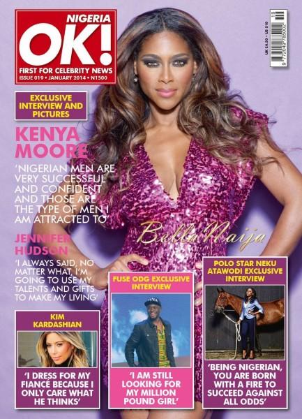 who is kenya moore dating african prince