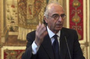 Mario Pescante Is an IOC Member from Italy (Getty Images