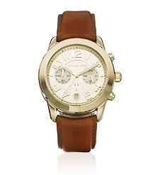 michael kors men wristwatch