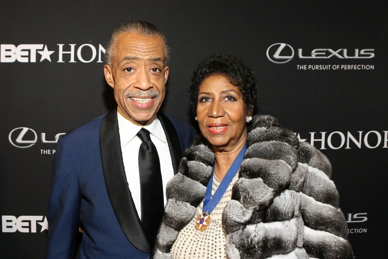 BET Honors 2014: Red Carpet Presented By Lexus
