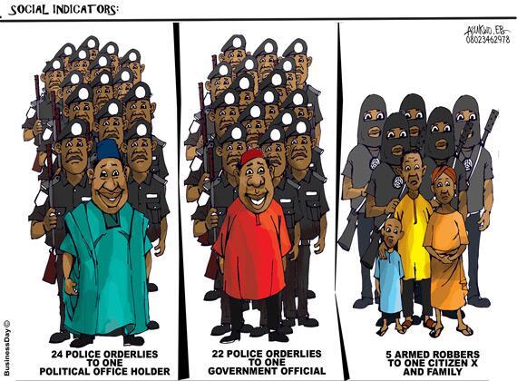 telling nigerian story funny cartoons comics look