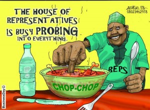 The Reps are still Probing...and licking their fingers afterwards..