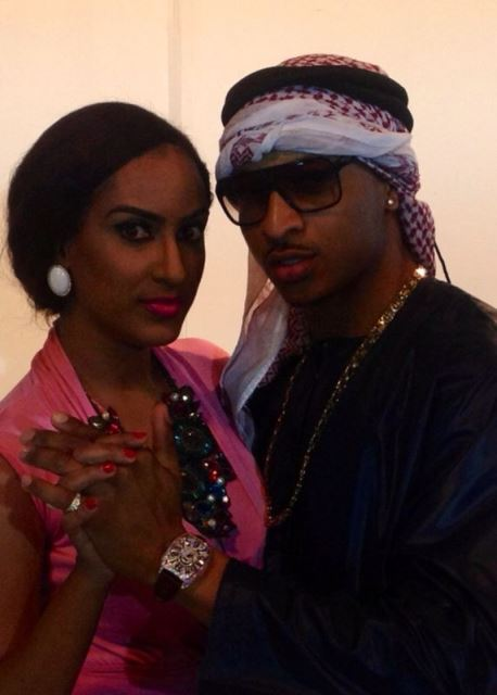 Juliet-Ibrahim-music-video-shoot-1