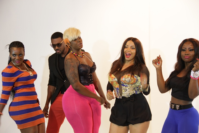 Juliet-Ibrahim-music-video-shoot-2