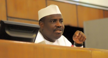 Speaker Tambuwal Asks Court To Jail Nigeria's Inspector General Of Police