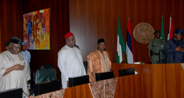 Jonathan Cancels FEC Meeting Over VP Brother's Death
