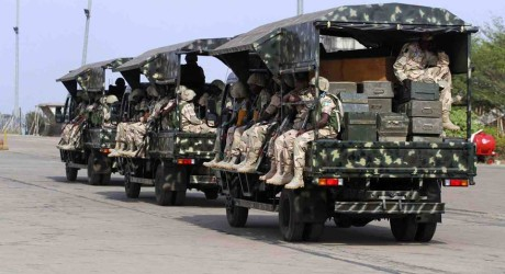 Anti Terrorism: Troops Repel Attack At Chad Border, Nabs Terrorists' Human Butcher