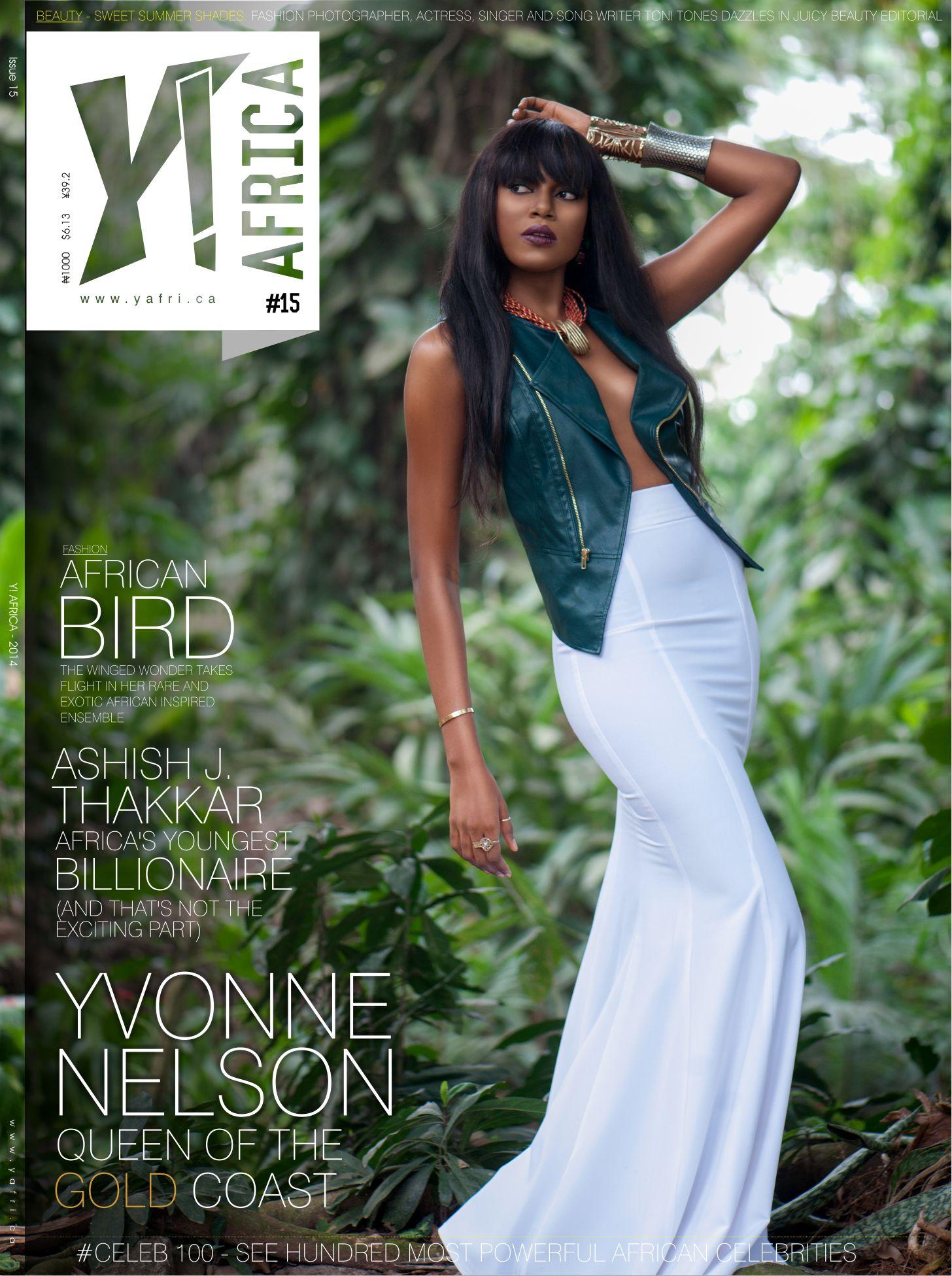 Y! Africa - Yvonne
