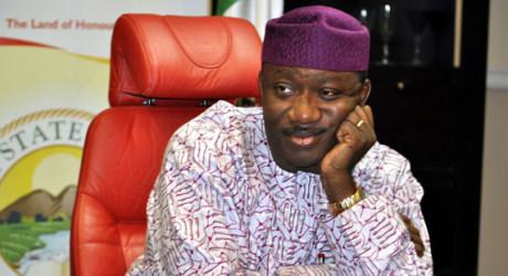 """Fayose Says Although Fayemi Sunk Ekiti Into Debt """"Our Senators Will Not Oppose His Ministerial Nomination"""""""
