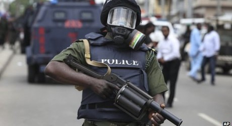 """""""We Have A Responsibility To Uphold Constitution"""" Police Defends Actions Against Tambuwal"""