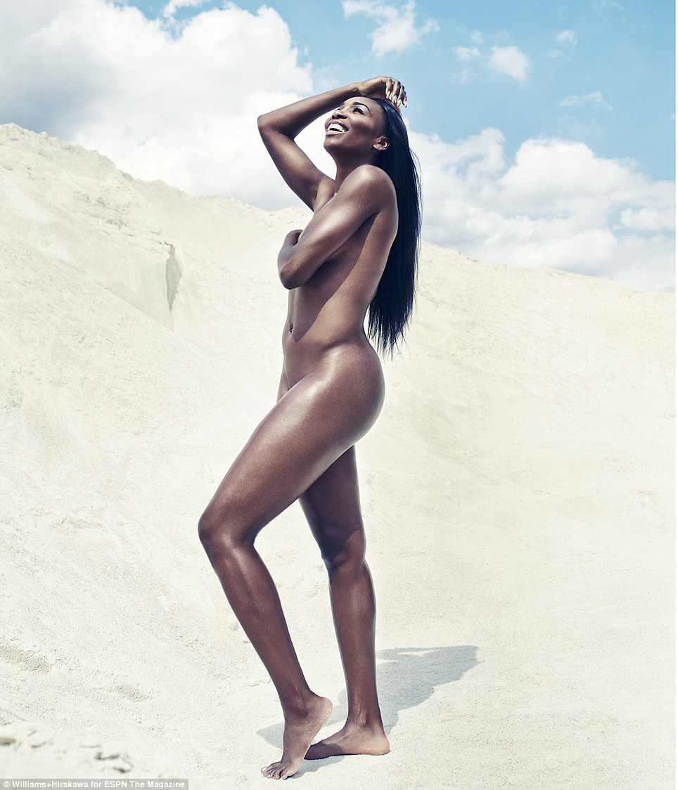 Venus Williams, Nude Photos