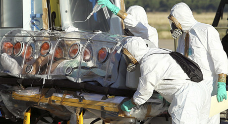 Ebola Virus: Over 100 People Quarantined In Port Harcourt, Rivers State
