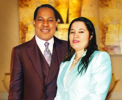 """""""My Wife Is Always Angry & Bitter"""" Nasty Things Pastor Chris Oyakhilome Said About Anita"""