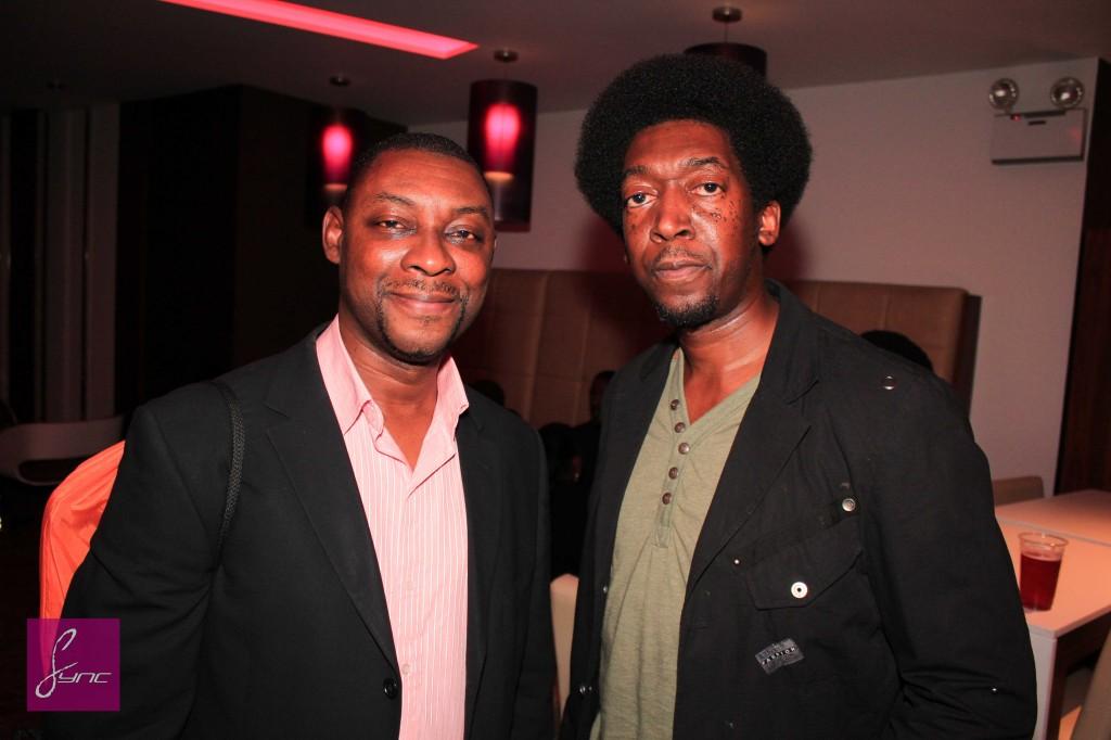Yinka Kuponiyi & Michael Ibiayo