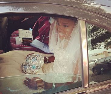 Here are first photos from the wedding which is ongoing