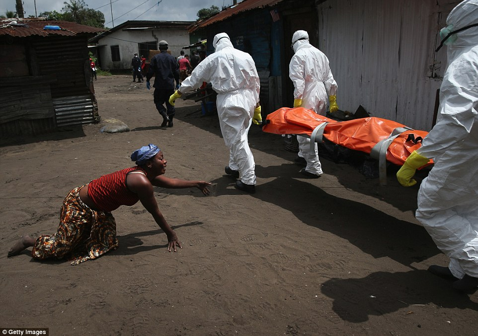 nigerian government flies 175 ebola volunteers to liberia sierra