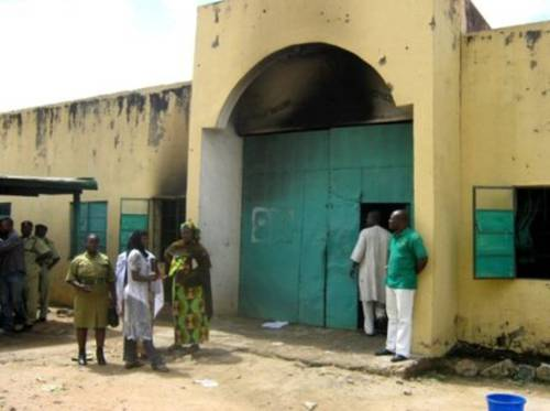 Another Jailbreak In Minna Prison, Inmates Set Free