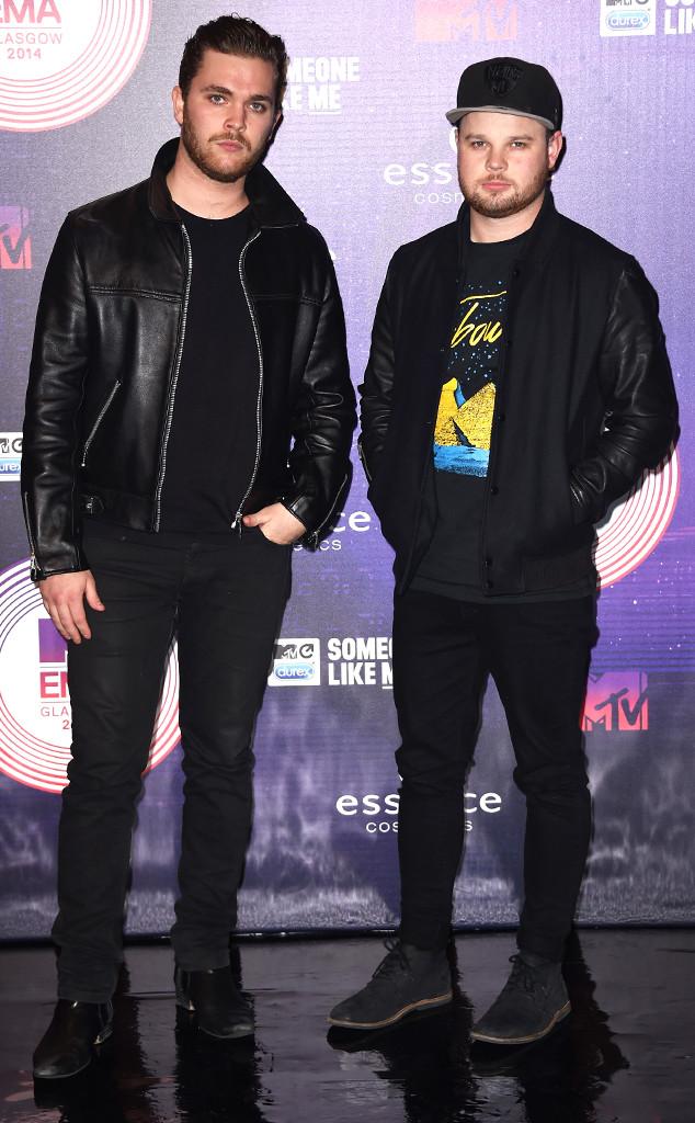 MIKE KERR & BEN THATCHER