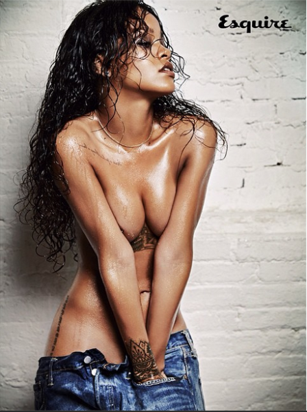 Rihanna-Instagram-Esquire-UK-December-2014-4-448x600