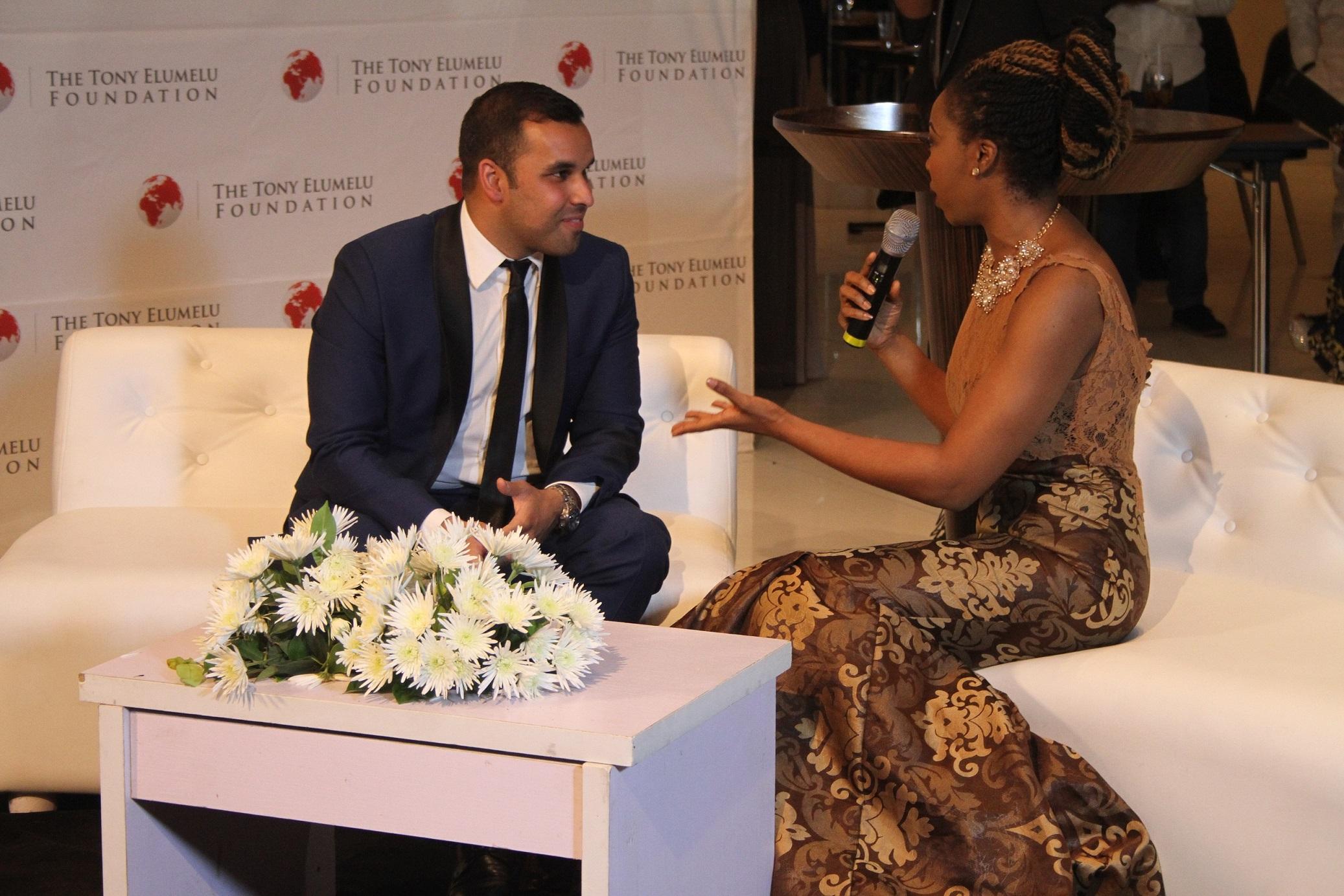 Bolanle Olukanni Interviews at TFAA2014