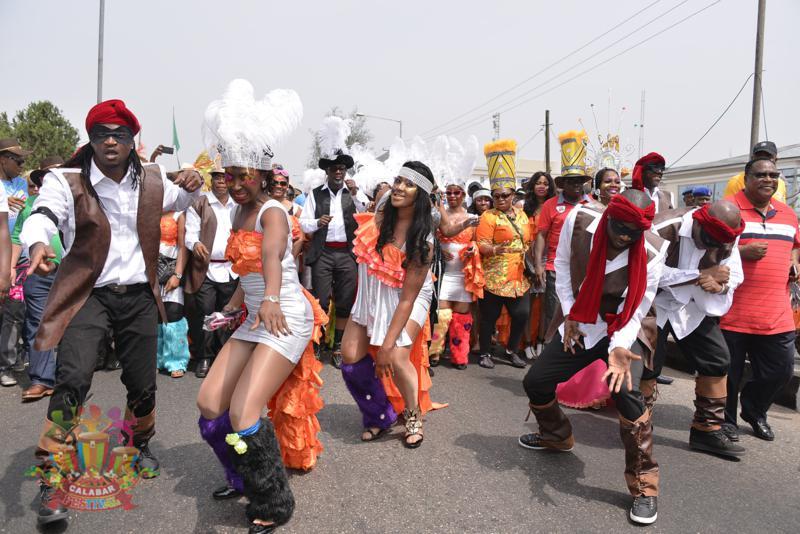 Carnival Calabar 2