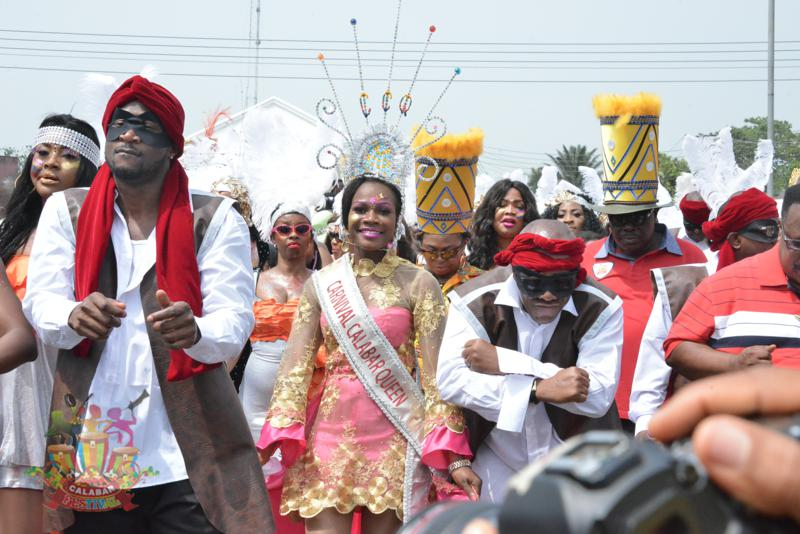 Carnival Calabar 2014