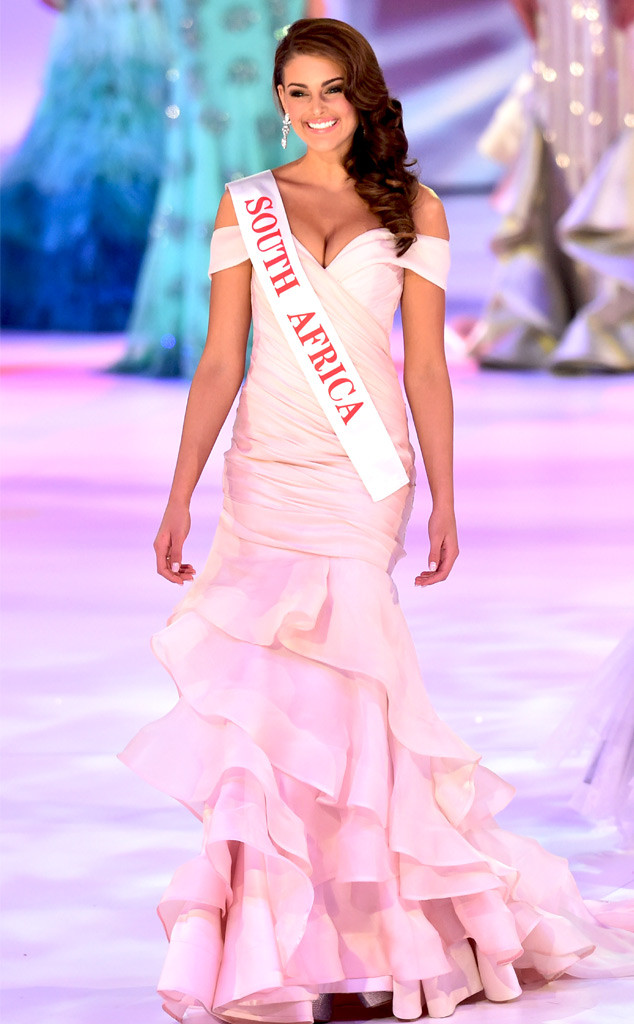 And the Miss World 2014 Winner Is - E! Online