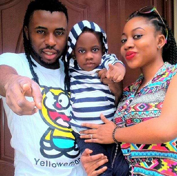 Love You For Life!!!', Samklef Celebrates Wife On 3rd