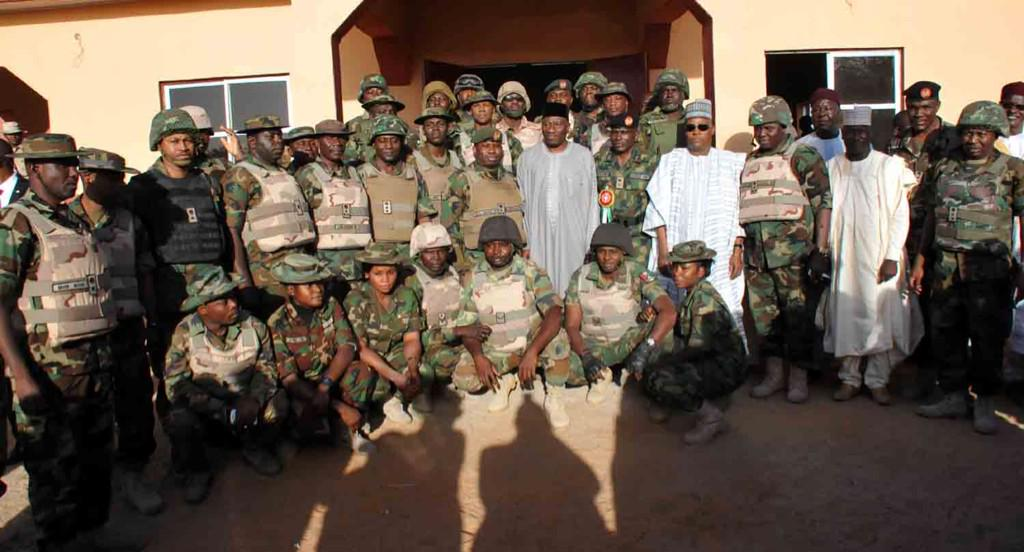 Jonathan with Troops 3