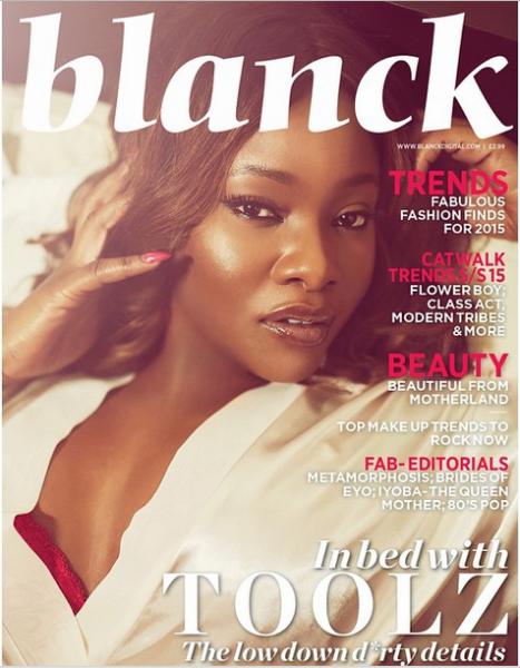 Toolz Blanck Cover